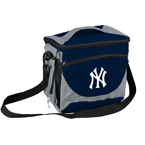 Logo Brand New York Yankees 24-Can Cooler