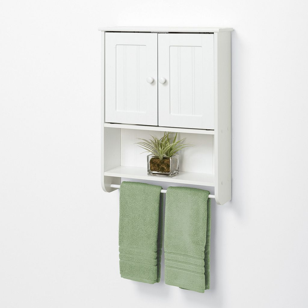 Zenna Home Country Cottage Wall Cabinet