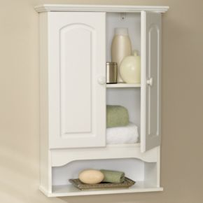 Zenna Home Classic Hartford Wall Cabinet