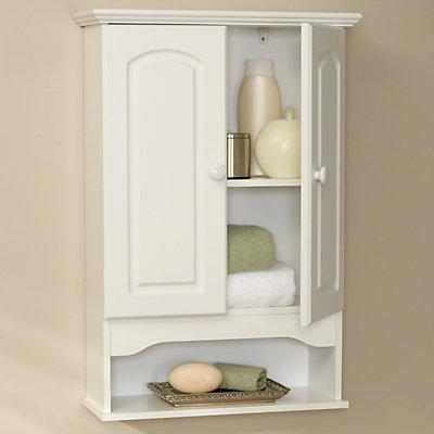 Zenna Home Classic Hartford Wall Cabinet