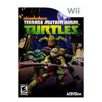 Teenage Mutant Ninja Turtles for Nintendo Wii