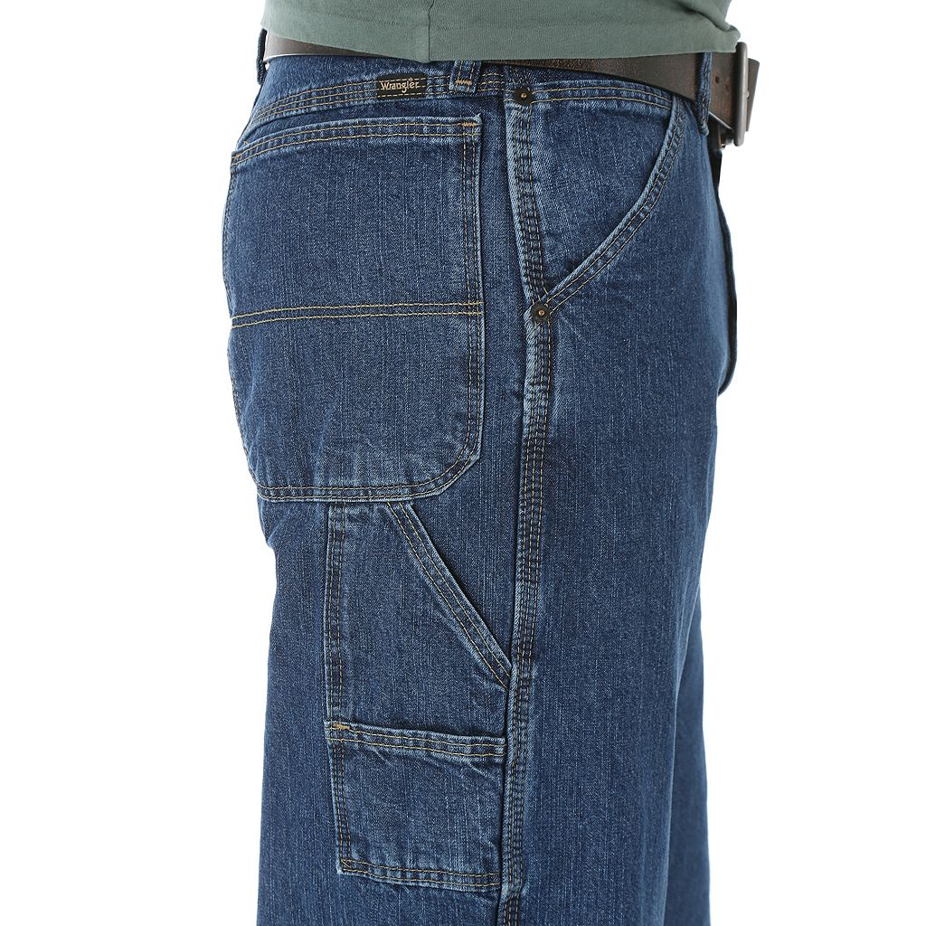 Men's Wrangler Carpenter Jeans