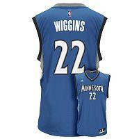 Men's adidas Minnesota Timberwolves Andrew Wiggins NBA Replica Jersey