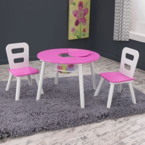 KidKraft Round Table and Chair Set