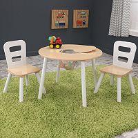 KidKraft Round Table & Chair Set