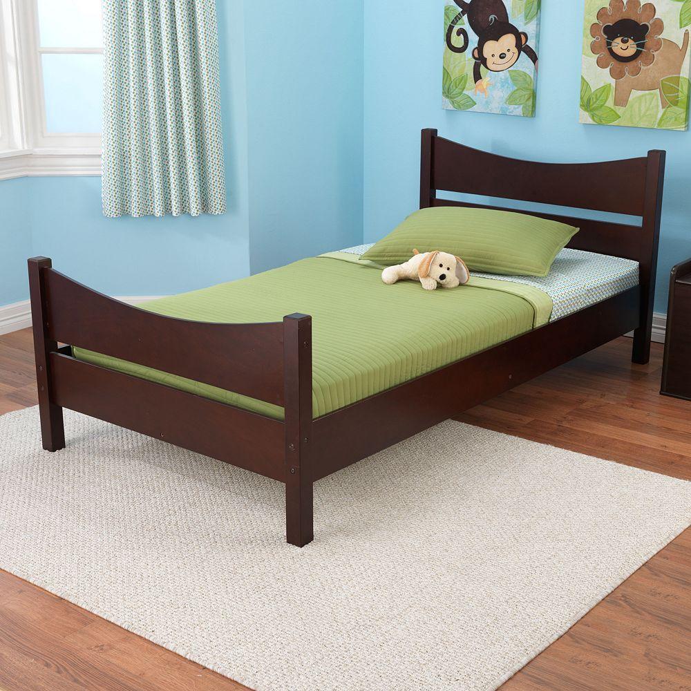 KidKraft Addison Slatted Twin Bed
