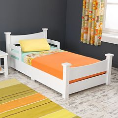 KidKraft Addison Slatted Toddler Bed