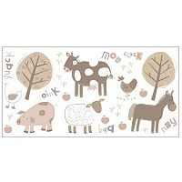 Farm Peel & Stick Wall Decals