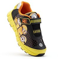 Despicable Me 2 Minion Made Boys' Athletic Shoes