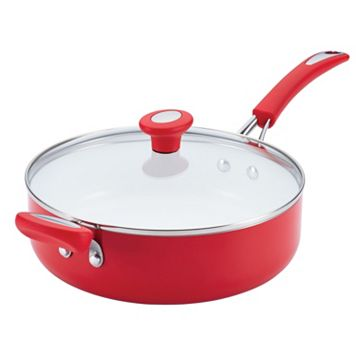 SilverStone 4-qt. Ceramic Nonstick Saute Pan