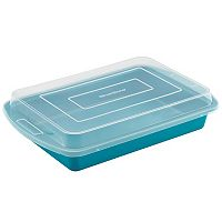SilverStone Hybrid Ceramic Nonstick 9'' x 13'' Covered Cake Pan