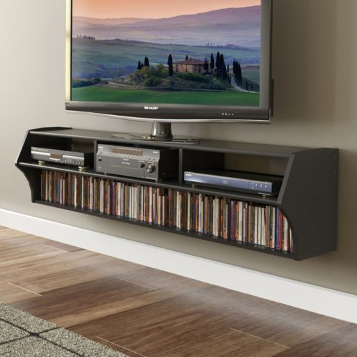Prepac Altus Plus Floating TV Stand