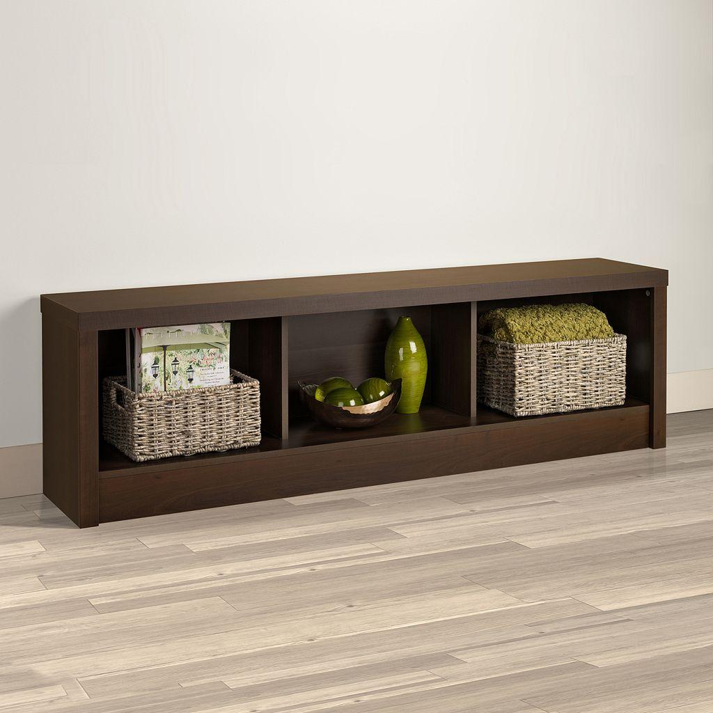 Prepac Series 9 Designer Storage Bench
