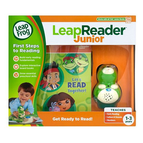 junior compatible leapreader with reader books leap