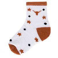 Baby Mojo Texas Longhorns ''I'm a Star'' Cushioned Crew Socks