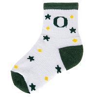 Baby Mojo Oregon Ducks ''I'm a Star'' Cushioned Crew Socks