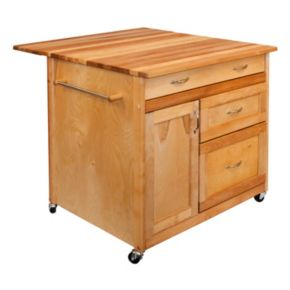 Deep Drawer Kitchen Cart