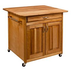 Big Work Center Kitchen Cart by