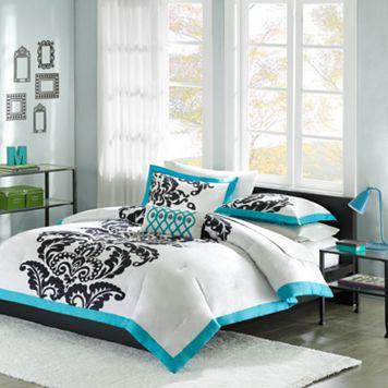 Mi Zone Santorini Comforter Set