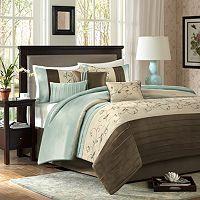 Madison Park Serene 7 pc Comforter Set