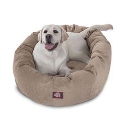 Majestic Pet Villa Bagel Pet Bed - 40'' x 29''