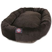Majestic Pet Villa Bagel Pet Bed - 40'' x 29''