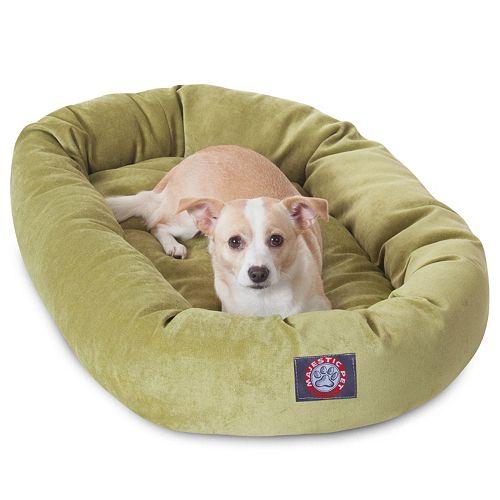 Majestic Pet Villa Bagel Pet Bed - 32'' x 23''