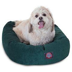 Majestic Pet Villa Bagel Pet Bed - 24'' x 19''