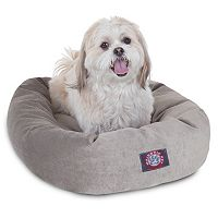 Majestic Pet Villa Bagel Pet Bed - 24'' x 19''