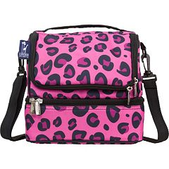 Kids Wildkin Printed Double Decker Lunch Bag