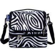 Kids Wildkin Printed Double Decker Lunch Bag