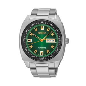 Seiko Men's Stainless Steel Automatic Watch - SNKM97