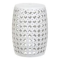 Safavieh Lacey Ceramic Garden Stool