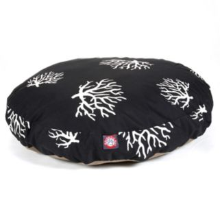 Majestic Pet Coral reef Round Pet Bed - 36'' x 36''