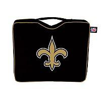 Coleman New Orleans Saints Bleacher Cushion