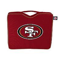 Coleman San Francisco 49ers Bleacher Cushion
