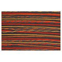 Trans Ocean Imports Liora Manne Visions II Twist Stripe Doormat - 20'' x 29 1/2''