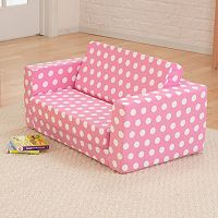 KidKraft Lil' Lounger Pullout Sleeper Sofa
