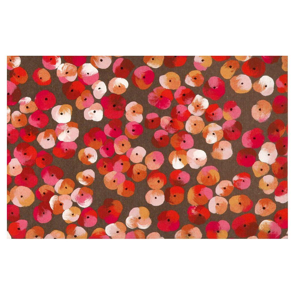 Liora Manne Visions III Pansy Doormat - 20'' x 29 1/2''