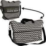 Logo Brand Chicago White Sox Chevron Expandable Tote