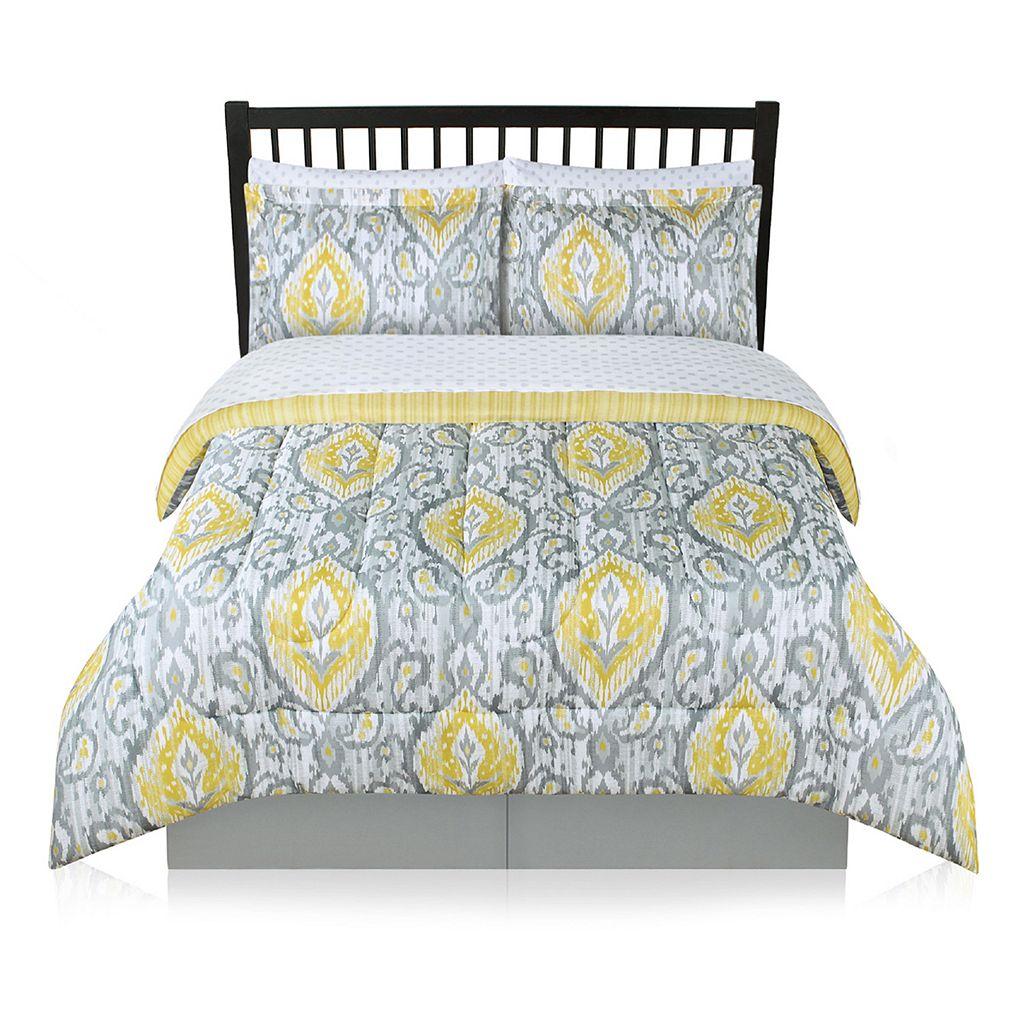 The Big One® Ikat Reversible Bedding Set