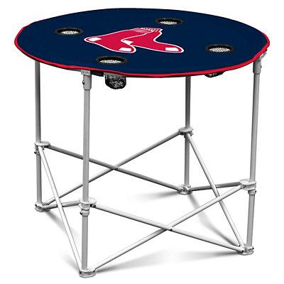 Logo Brand Boston Red Sox Round Table