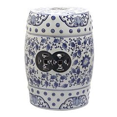 Safavieh Tao Ceramic Garden Stool