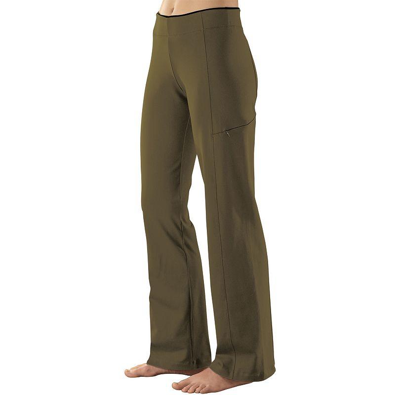 Fantastic Womens Bike Team Cycling Long Polyester Pants Spring ShortsBlack