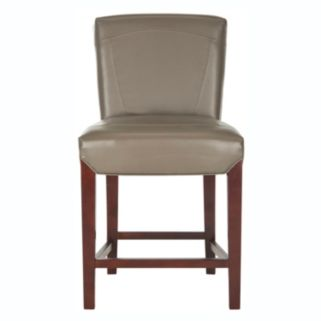 Safavieh Ken Clay Gray Counter Stool