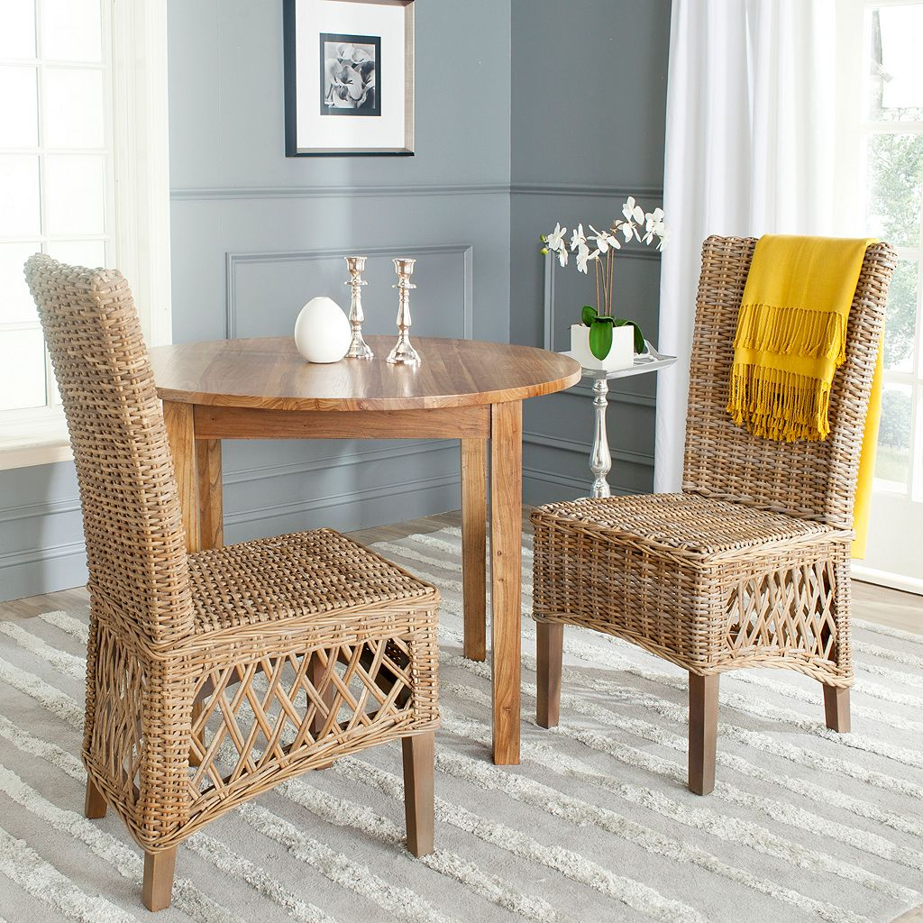 Safavieh 2-piece Sumatra Dining Chair Set