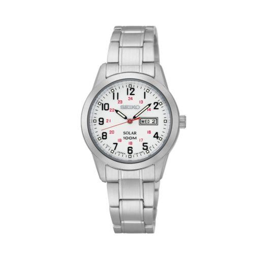 Seiko Women's Stainless Steel Solar Watch - SUT167