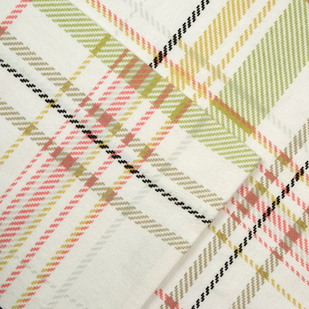 Pointehaven Printed Flannel Sheets