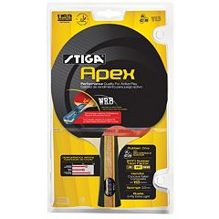 Stiga Apex Table Tennis Paddle