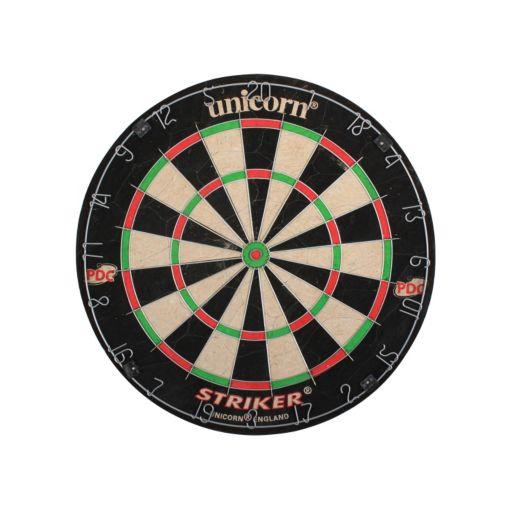 Unicorn Striker Bristle Dartboard